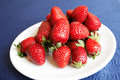 Free Breakfast With Strawberries Royalty Free Stock Image - 2350526