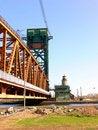 Free Lift Bridge Stock Image - 2351081