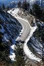 Free Mountain Road Stock Photo - 2353030