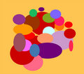 Free Circle Background Stock Image - 2355661