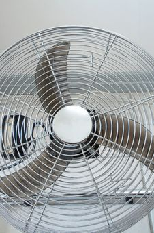 Free Metal Floor Fan Stock Photo - 2350050