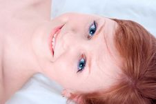 Free Redheaded Girl Stock Photo - 2350210