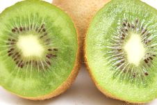 Free Kiwis Upclose Stock Photo - 2350240