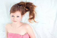 Free Redheaded Girl Stock Photos - 2350263