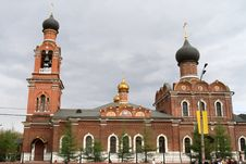 Free Orthodox Church Royalty Free Stock Photography - 2350607