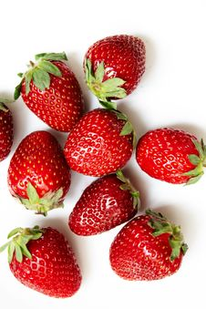 Free Strawberries Stock Images - 2350654