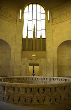 Free Anzac Memorial Interior Stock Photo - 2350770