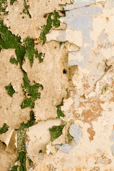 Free Background An Old Wall Royalty Free Stock Photo - 2351155