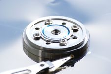 Free Hard Drive Head And Disc Stock Photo - 2352290