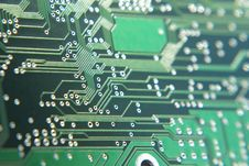 Free Circuit Board Royalty Free Stock Photography - 2352407