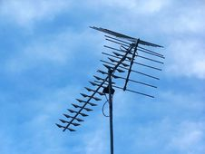 Free Aerial Antenna Royalty Free Stock Photography - 2352697
