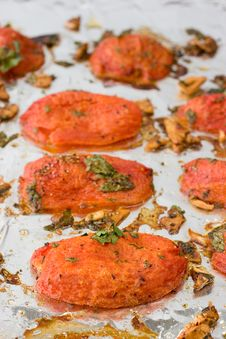Free Tomato Confit Or Roasted Stock Photography - 2353142