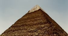 Free Ancient Pyramids At Cairo Royalty Free Stock Photos - 2354138