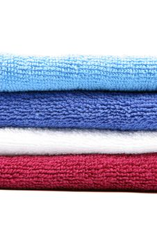 Free Colorful Towels Stock Photography - 2355132