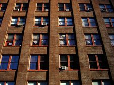 Free Front Wall Of Loft Building Stock Photos - 2355553