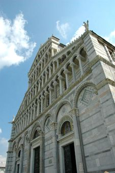 Free Cathedral - PISA Royalty Free Stock Photos - 2355688