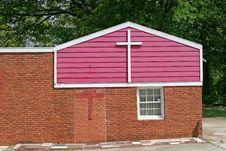Free Purple Church Royalty Free Stock Image - 2356696