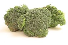Free Three Heads Of Broccoli Royalty Free Stock Photo - 2356895