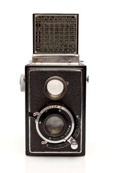 Free Old Photo Camera Stock Photography - 2356952
