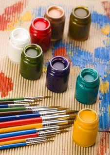 Free Paint Stock Image - 2357091