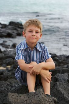 Free Little Boy Royalty Free Stock Images - 2357259