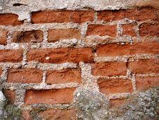 Brick Wall2 Royalty Free Stock Photos