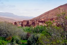 Free Kasbah Royalty Free Stock Photography - 2358627