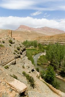 Free Dades Valley, Morocco Stock Photography - 2358672