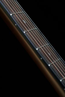 Free Neck Of The Guitar Stock Photo - 2359210