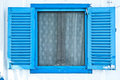 Free Blue Window Stock Image - 23501291