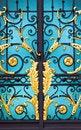 Free Old Door Patterns Alloys Stock Photos - 23506183