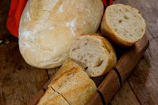 Free Fresh Breads Royalty Free Stock Photography - 23506107