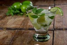 Free Mojito Cocktail Stock Images - 23506114