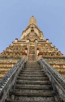 Free Wat Arun Royalty Free Stock Photos - 23508468