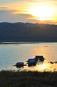 Free Wachiralongkorn Dam Stock Photography - 23508592