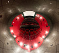 Free A 360 Degrees Panorama Of Cinema Hall Royalty Free Stock Images - 23510859