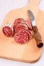 Free Sliced Salami Stock Images - 23513014