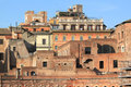 Free Rome - Trajan&x27;s Forum Royalty Free Stock Images - 23514049