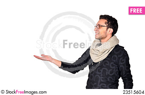 Free Promoting Another Product Stock Images - 23515604