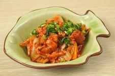 Free Kimchi Royalty Free Stock Photo - 23510965
