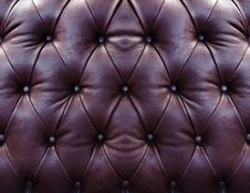 Free Brown Upholstery Leather Royalty Free Stock Photo - 23511505
