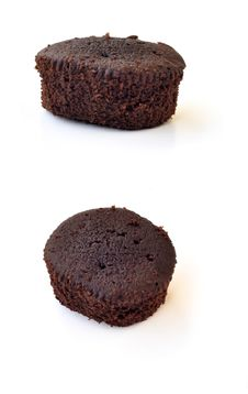 Free Small Chocolate Cake Stock Images - 23513764