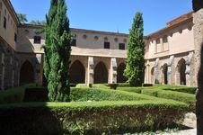 Free Monastery Interior Royalty Free Stock Photo - 23516055