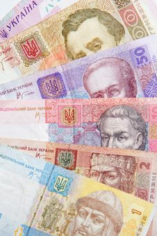 Free Ukrainian Money Royalty Free Stock Photography - 23529497