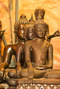 Free Stone Statue Of A Buddha In Thailand Stock Image - 23530161