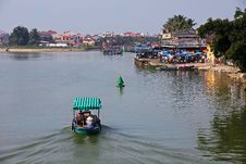 Free Vietnam Along The Mekong River Royalty Free Stock Images - 23530099