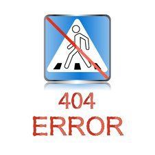 Free 404 Error Royalty Free Stock Image - 23530396