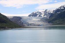 Free Glacier In Alaska Stock Images - 23534904