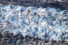 Free Glacier Closeup Stock Photo - 23534970