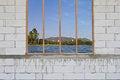 Free Brickwork And Sash. Royalty Free Stock Image - 23541296